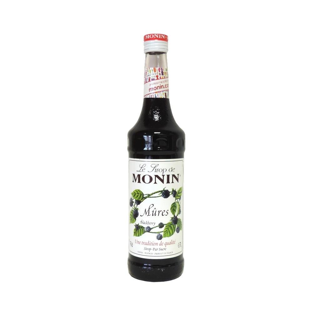 Monin Brombær Sirup 70 cl