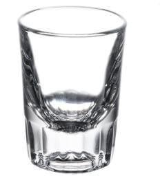 Libbey-Shotsglas-whiskey-whisky-3,7-4,4-5,9-cl