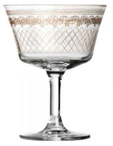 Urban-1910-Fizz-Krystalglas-Cocktailcoupe-Guld-20-cl.