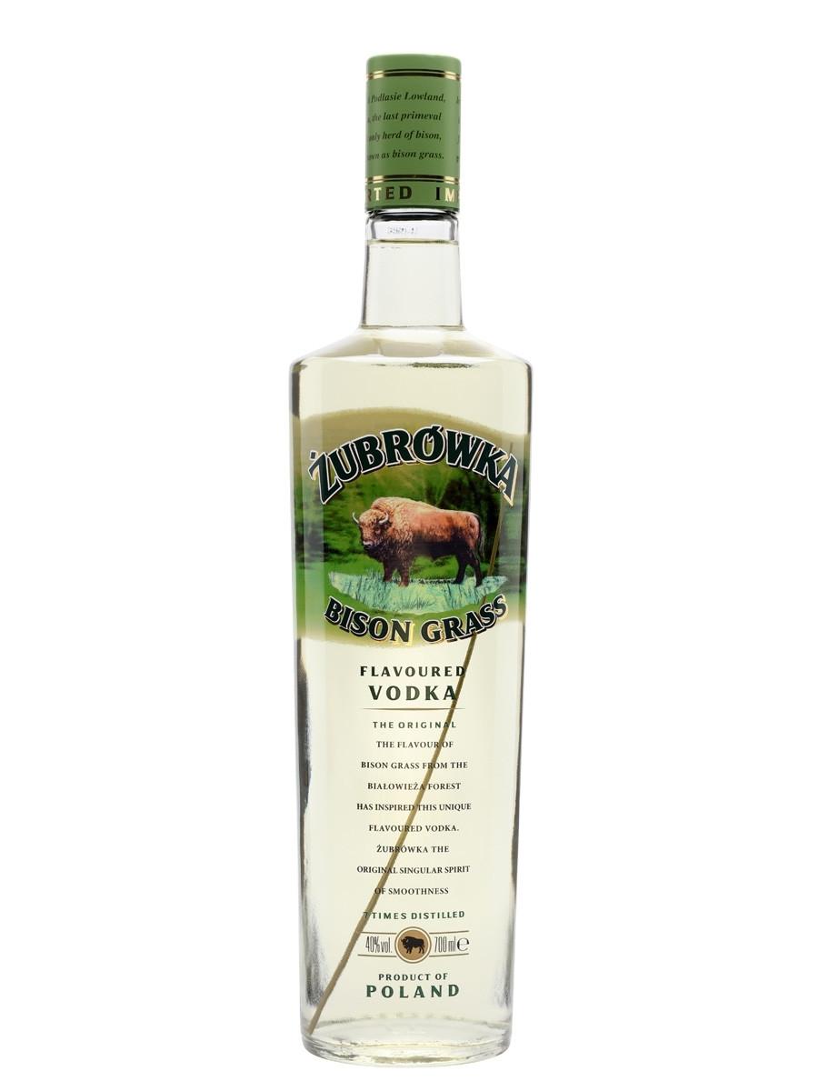 Zubrowka Polmos Vodka 70 cl