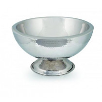 Cmb-0002-Bellagio-vin-champagne-flaske-bowle-køler-i-rustfriststål-med-hammer-effekt-