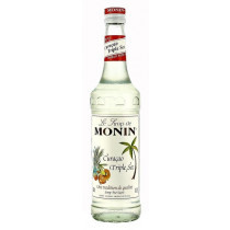 Monin Curacao Triple Sec Sirup 70 cl