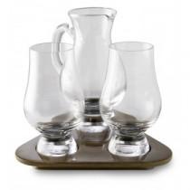 Glencairn Whisky glas gavesæt m. kande