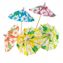 Hawaii Parasoller 24 stk