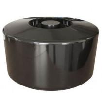 isspand-10-Liter-Rund-Sort-Plast-mixmeister