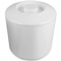 Isspand-4-Liter-Rund-Hvid-Plast