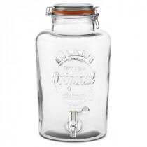 Kilner-Drikkevare-Dispenser-m.-hane-orginal-8-Liter