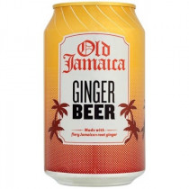 Old Jamaica Ginger Beer 33 cl