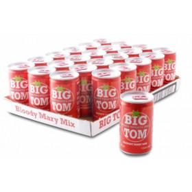 Big Tom Bloody Mary Mix - 24 stk