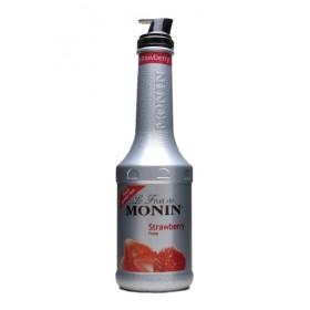 Monin Jordbær Frugtpuré 100 cl