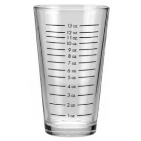 Libbey Boston shaker glas m. Oz. mål - 47,4 cl.