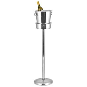 Klassisk Champagnekøler med stander